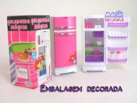 Brinquedos para Meninas - Magic Toys