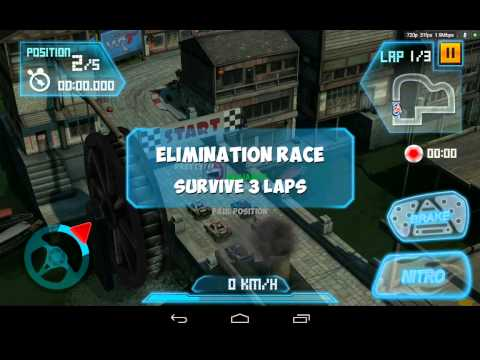 Mini Motor Racing WRT-Android HD Gameplay