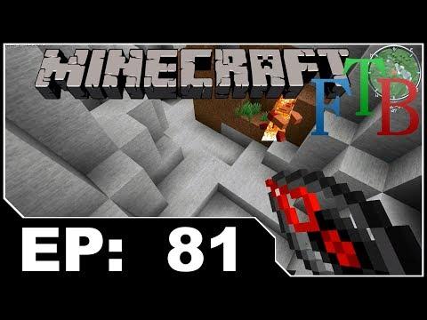 FTB Minecraft EP81 - Building The Vajra