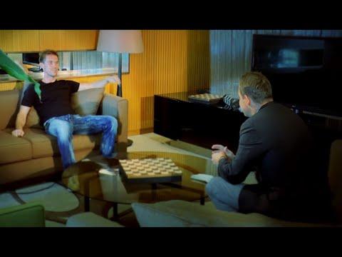 """Александр Глеб. Интервью в программе  """"Простые вопросы"""" с Егором Хрусталевым"""