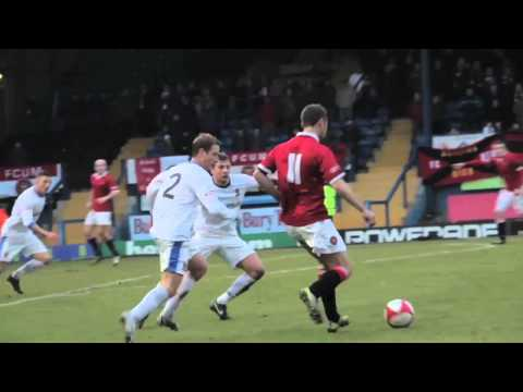 Punk Football Trailer - FC United of Manchester (2013)