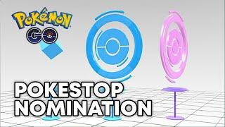 PokeStop Nomination Indonesia - Cara buat PokeStop sendiri! | Pokemon Go Indonesia