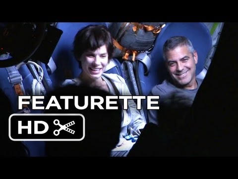 Gravity Featurette - The Human Experience (2013) - Sandra Bullock Movie HD