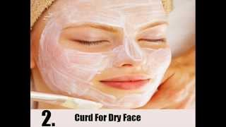 8 Home Remedies For Dry Face