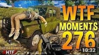 PUBG Daily Funny WTF Moments Highlights Ep 276