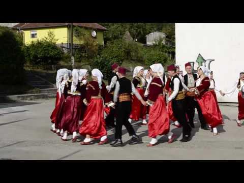 Closing ceremony in OŠ Kovači, B&H