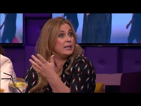Anouk over Trijntje: 'What the hell...?' - RTL LATE NIGHT
