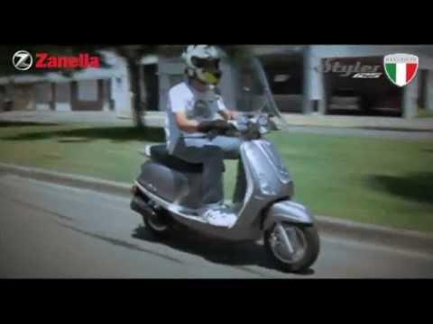 Zanella Test - Styler 125 Exclusive por Gustavo Morea