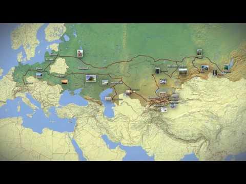 Mit dem T3 zum Khan Tengri und Pik Lenin (UdSSR Reise)