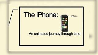 An animated history of the iPhone from the CNET vault