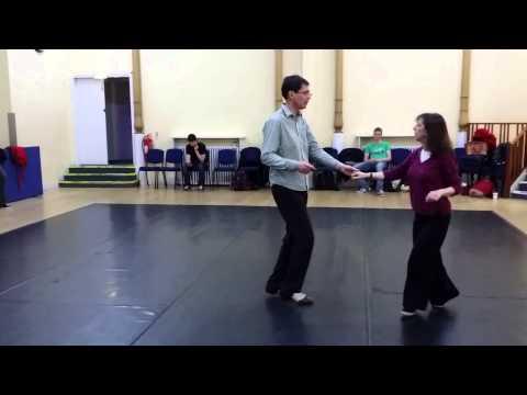Edinburgh Swing Dance Society Post-Beginners Workshop 25 April 2015