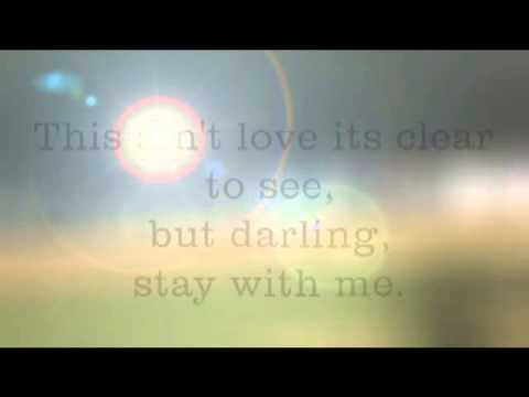 Stay With Me - Sam Smith (Acoustic version) Lyrics