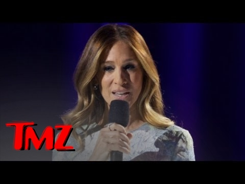 Sarah Jessica Parker -- Continuing the Lie!