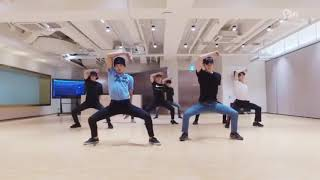 Exo Love Shot Dance Practice