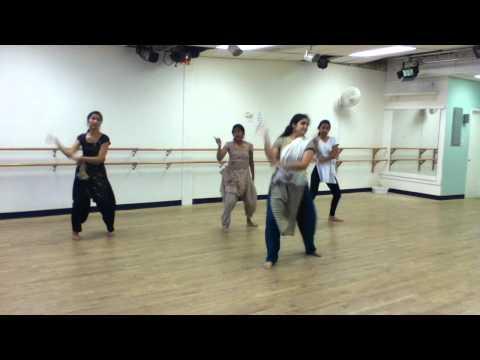 Dance Practice - Kahin Aag Lage Lag Jawe