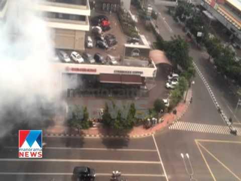 Bomb blasts and gunfire in Jakarta, Indonesia | Manorama News