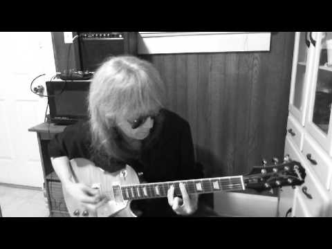The Ramones-I Wanna Be Sedated (guitar cover)