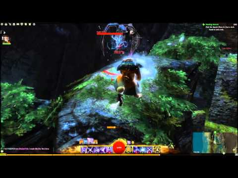Guild Wars 2 Jumping Puzzle - Griffonrook Run
