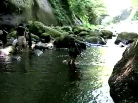 由布川峡谷2010_0725.wmv - YouTube