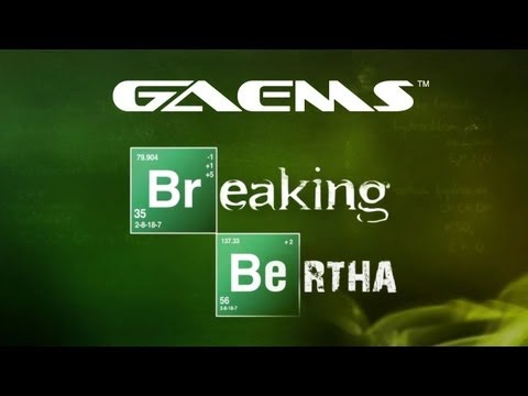 GAEMS Vanguard Durability Testing - Breaking Bertha ep. 1