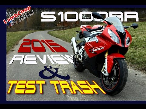 2015 BMW S1000RR Test Ride And Review
