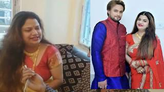 Tapu Mishra Spoke about her Husband || Exclusive interview on her marriage Day