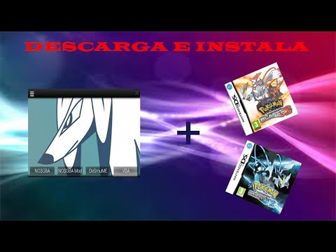 DESCARGAR WINDS PRO 2014.12 EN ESPAÑOL ULTIMA VERSION!! +POKEMON BLANCO Y NEGRO 2