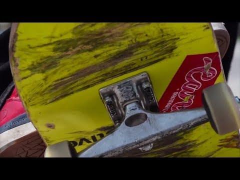 Travyn Spurlock Skatepark Sesh