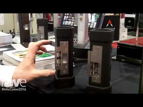InfoComm 2016: ASSA ABLOY Booth Features HES Company Electric Strikes