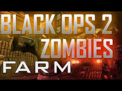 Black Ops 2 Zombies 'FARM' Ultimate Strategy Guild - Tips and Tricks BO2 Zombie Survival