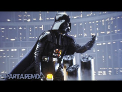 Darth Vader: Noooooo! [Sparta Hunter Remix]