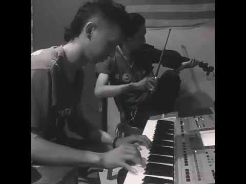 Surga Cinta Cover Piano And Biola