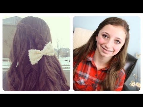 Pancake Lace Braid by BrooklynAndBailey