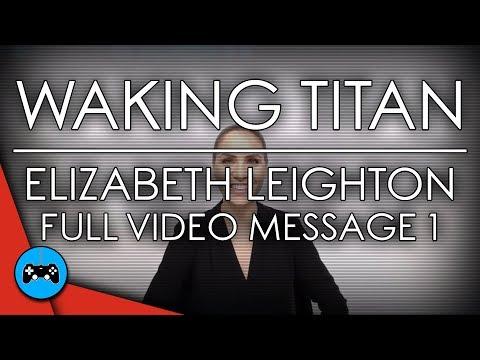 Waking Titan: Elizabeth Leighton Stream 1 - Shanghai | GAMES