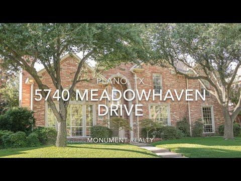 5740 Meadowhaven Dr. |  Plano TX