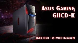 Asus Gaming G11CD-K System Review