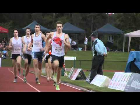 2012 HTC Men&#039;s Open 800m B