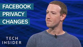 Watch Mark Zuckerberg Outline Facebook's New Privacy Approach