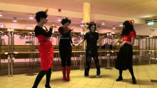 Homestuck Dance Party