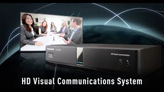 Panasonic HD Video Conferencing System