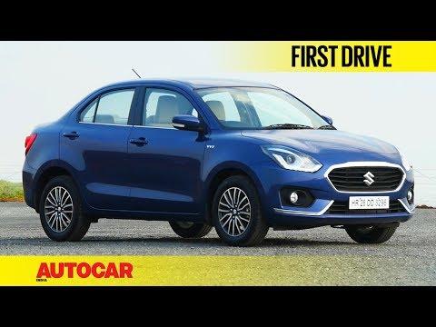Maruti Dzire | First Drive | Autocar India