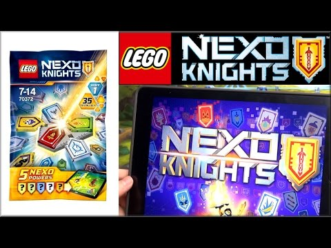 Лего Нексо Найтс 70372 Комбо NEXO Силы. Игра LEGO Nexo Knights Merlok