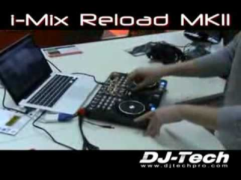 dj Tech i Mix Reload dj Tech Imix Reload Mkii