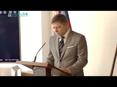 Robert Fico - stiahnutie odvolania Figeľa z postu podpredsedu parlamentu