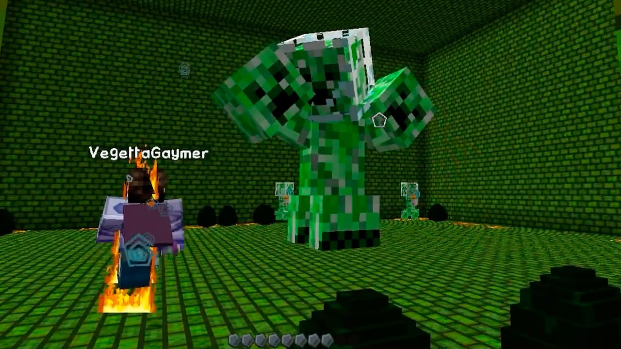 Charged creeper animal kid charged creeper voltagebd Image collections