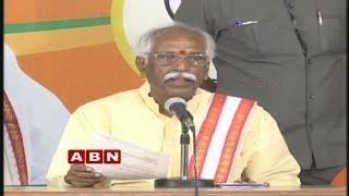 Karnataka election results | Bandaru Dattatreya press meet