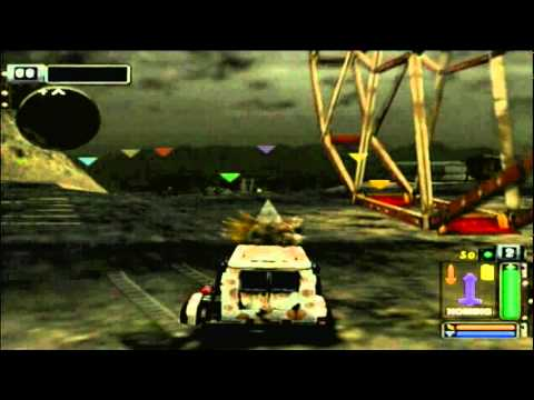 Twisted Metal Black How To unlock Secret Characters