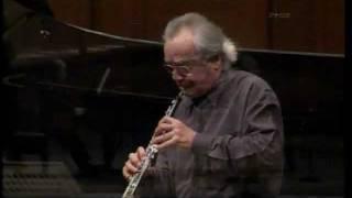 Maurice Bourgue / Saint-Saëns : Oboe Sonata in D major (Pf.Ichiro Nodaira)