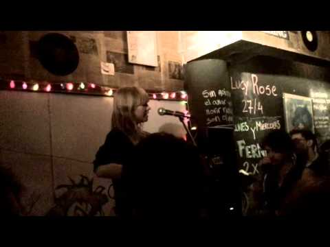 Lucy Rose - Don't You Worry / Live in Montevideo, Uruguay