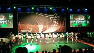 Invictus - World Champion Lady Formation 2014